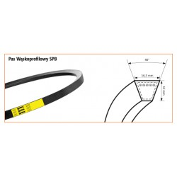PAS KLINOWY SPB-3550 STOMIL SANOK